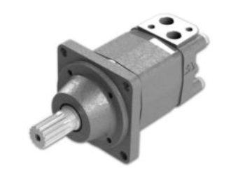 Гидромотор MS 100